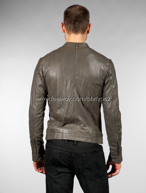 Laderry Leather Jacket Diesel 109